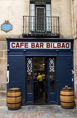 cafe Bilbao (Samarrakaton) Tags: samarrakaton nikon d750 2470 bilbao bilbo bizkaia basquecountry paisvasco euskadi cascoviejo sietecalles 2019