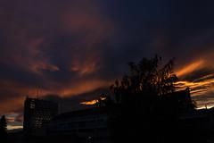 191019_SunSetGraz_011 (Rainer Spath) Tags: österreich austria autriche steiermark styria graz gries sunset sonnenuntergang abend evening dämmerung dawn himmel sky wolken clouds d610 nikond610
