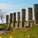 7 pillars! Hierapolis