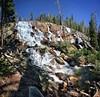 Minaret Falls - Sierra