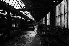 Par ici la sortie (Cyrille Gr) Tags: lavoirii lavoir decay usine charbon chavannes bourgogne urbex
