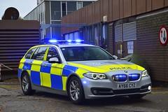 AY66 CYZ (S11 AUN) Tags: suffolk police bmw 530d touring traffic car anpr rpu roads policing unit 999 emergency vehicle ay66cyz