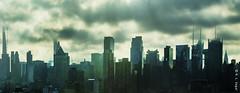 Green Morning, New York City (rjseg1) Tags: newyork city skyline urban
