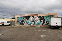 Charge my Heart (OliveTruxi (2 Million views Thks!)) Tags: art2rue artderue arturbain graffiti miami streetart urbanart wallart wynwood zed unitedstates