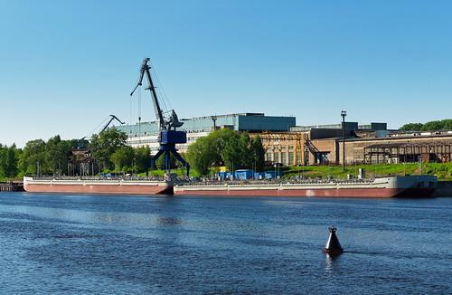 Volga River 213 ©  Alexxx Malev
