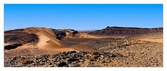 Désert Marocain (Jean-Louis DUMAS) Tags: maroc dune sable paysage landscape landscapes dreams nature ciel sky blue people cloud nuage dream trip travel traveler lanscapesdreams