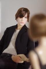 六分の一男子図鑑 ナイン One-sixth scale Boys & Male Album, Nine (tonpoco) Tags: petworks boy doll toy momoko ペットワークス 六分の一男子図鑑