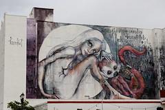Anything Can Be Beautiful when You look at it With Love (OliveTruxi (2 Million views Thks!)) Tags: art2rue artderue arturbain graffiti herakut miami streetart urbanart wallart wynwood unitedstates