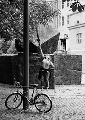 ..::Jump Arround::.. (ViewPix69) Tags: viewpix street olympus 35mm penf pen omd theclassicpresets mirrorless notforfree streetphotography mft m43 lookslikefilm stuttgart badenwürttemberg deutschland