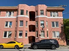 Apartment Building With Courtyard Little Havana 1926 (Phillip Pessar) Tags: apartment building courtyard miami little havana 1926