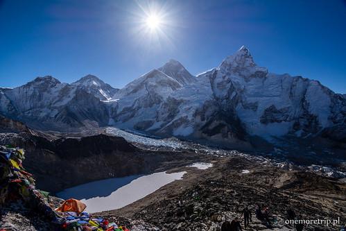 Mount Everest, Nuptse
