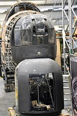 Wellington Bomber (nickym6274) Tags: royalairforcemuseumcosford rafmcosford cosford raf conservationhangar conservation michaelbeethamconservationcentre wellingtonbomberxmf628 wellington bomber xmf628 1938193 aeroplane aircraft