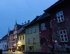 Sighisoara at night (Radu Andrei B) Tags: