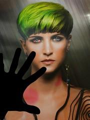 MAI più!! (antonè) Tags: donna 25novembre maipiùviolenzasulledonne ritratto mano lividi tristezza poster elaborazioneantonè ricorrenza giornatainternazionale stalking violenza
