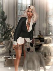 # ♥1357 ~ ᴡʜᴏ ɪs ᴄᴏᴍɪɴɢ? (sophieso.demonia) Tags: besom n21 carol g cosmopolitan belle event meva secret poses