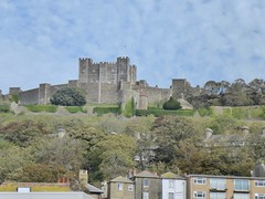 View of Dover Castle from Dover (wseyers) Tags: 2019 cruise dover dovercastle uk