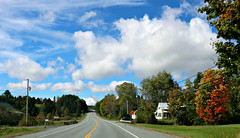 on the road - vermont (JimmyPierce) Tags: ontheroad vermont danville