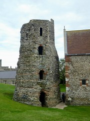 Dover Castle - Roman lighthouse (wseyers) Tags: 2019 cruise dover dovercastle uk