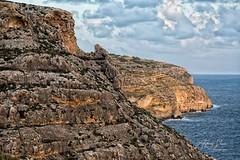 Il-Munqar, Zurrieq, Malta (Ant Sacco) Tags: zurrieq ilmunqar malta cliffs