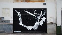 Klaas Van der Linden / Hoogpoort - 22 nov 2019 (Ferdinand 'Ferre' Feys) Tags: streetart graffiti belgium belgique belgië graff ghent gent gand graffitiart artdelarue urbanart arteurbano urbanarte klaasvanderlinden ferdinandfeys bestofbe2019
