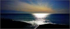 le pêcheur ! (Save planet Earth !) Tags: france nice mer sea ciel sky amcc sunrise fabuleuse
