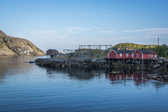 "Nusfjord in Lofoten, Norway — the ""hidden pearl"" of Lofoten (tormod_l) Tags: norway august2019 nusfjord lofoten"