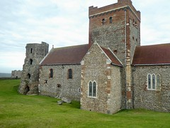 Dover Castle - AFC-St Mary-in-Castro (wseyers) Tags: 2019 cruise dover dovercastle uk