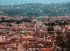 Gran Sinagoga (lauracastillo5) Tags: city cityscape architecture italy firenze toscana beautiful landscape buildings mountains outdoors travel photography