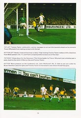 West Ham United vs Fulham - FA Cup Final - 1975 - Page 19 (The Sky Strikers) Tags: west ham united fulham fa cup final road to wembley empire football association challenge competition official souvenir programme 20p