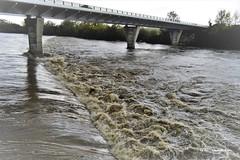 Episode méditerranéen du 23/11/2019 (EmArt baudry) Tags: épisodecévenole épisodeméditerranéen france gard gardon pontdeners river rivière inondation nikon nature emart emmanuellebaudry occitanie