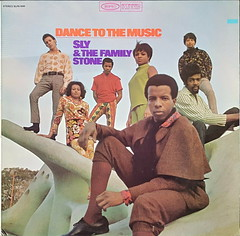 Sly & The Family Stone - Dance To The Music [1968] (renerox) Tags: slythefamilystone funk soul 60s lp lpcovers lpcover lps vinyl records recordsleeve