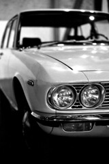 18.13-07 (analogish) Tags: automobilmuseumfrey bw blackwhite car japanesevintagecar kodaktrix400 leicamp mazdaclassiccarmuseum mazdafrey mazdaluce1500 mazdamuseumaugsburg reflectaproscan7200 schwarzweiss vintagecar voigtländernokton50mmf15m39