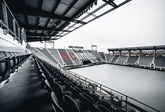 Audi Field - Home of DC United (jtgfoto) Tags: audifield dcunited stadium soccer seats wideangle wideanglephotography architecture architecturalphotography sony sonya7riii washingtondc washington dc buzzardpoint rokinon14mm rokinon