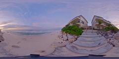Love 💕 Beach  Bahamas 360 (Daniel Piraino) Tags: bahamas 360 ricoh thetaz1 lovebeach beach sunset