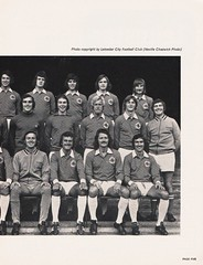 Liverpool vs Leicester City - FA Cup Semi Final - 1974 - Page 5 (The Sky Strikers) Tags: liverpool leicester city fa cup semifinal semi final old trafford road to wembley official programme 10p