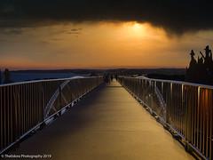 Sunset Anzac Walk (The0dora Photography) Tags: mzuiko1240mmf28 luminar4 gear sunset newcastle anzacwalk the0doraphotography olympusomdem1