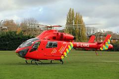 London's Air Ambulance in Ladbroke Grove (kertappa) Tags: img8289 air ambulance londons london hems doctor paramedics hospital gehms emergency helicopter kertappa kensington memorial park garden ladbroke grove