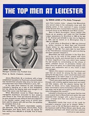 Liverpool vs Leicester City - FA Cup Semi Final - 1974 - Page 8 (The Sky Strikers) Tags: liverpool leicester city fa cup semifinal semi final old trafford road to wembley official programme 10p