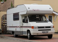 M956 CNG (Nivek.Old.Gold) Tags: 1995 volkswagen transporter auto swift royale 550 camper 2000cc diesel t4 broadlandleisurevehicles