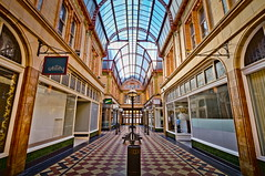 Miller Arcade (michael_d_beckwith) Tags: miller acade arcades shop shops shopping mall malls historic historical history old famous interior inside architecture architectural building buildings place places lanmdark landmarks preston lancashire england english british european 4k 5k uhd hires public domain creative commons zero o pretty pritty beautiful ornate arch arches michael d beckwith michaeldbeckwith