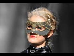 maske (amdolu) Tags: 2019 frau mystic porträt personen maskenzauber beautiful maske venedig kostüme venezianische karneval hamburg