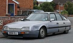 D906 ELL (Nivek.Old.Gold) Tags: 1987 citroen cx25 dtr turbo