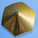 Standard Cheap Brass 3D printer Nozzle 0.4mm dia hole