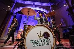 Dead Sea Skulls