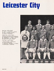 Liverpool vs Leicester City - FA Cup Semi Final - 1974 - Page 4 (The Sky Strikers) Tags: liverpool leicester city fa cup semifinal semi final old trafford road to wembley official programme 10p