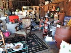 The chair has possibilities... (Jane Lazarz Nature Photography) Tags: walkingnewengland janelazarz massachusetts fallinnewengland nikonp900 nikon massachusettsautumn autumn newenglandcountryside westernmassachusetts nikonnature autumninnewengland antiquing antiques