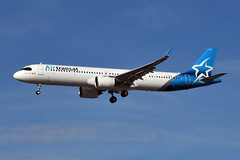 C-GOIF Airbus A321-271NX at CYYZ (yyzgvi) Tags: cgoif airbus a321271nx a321neo air transat at cyyz yyz toronto pearson mississauga ontario
