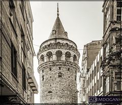 GALATA KULESI (01dgn) Tags: istanbul galatakulesi galatatower beyoğlu travel streetphotography asya avrupa europa europe türkiye turkey türkei sonyilce7