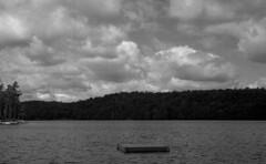 End of Summer (bingley0522) Tags: leicaiiic voigtlandercolorskopar50mmf25 fp4 ilfordfp4 diafine epsonv500scanner tupperlake adirondacks newyork labordayweekend autaut