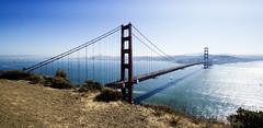 Golden Gate (Fernando Two Two) Tags: sanfrancisco goldengate gate bridge usa panorama view landscape seascape marina paisaje building